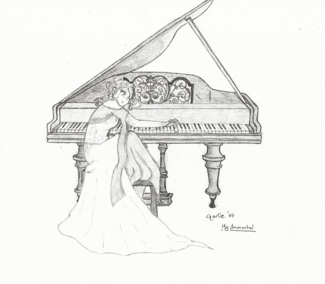 Zeichnung, Manga, Zeichnungen