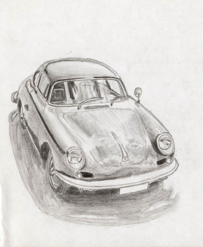 Patina  S Car
