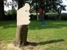 Plastik, Skulptur, Gesicht, Sandstein