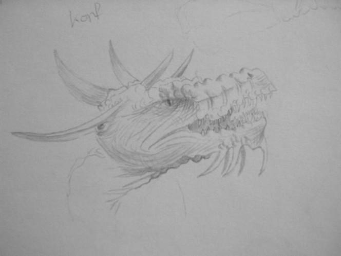 'Drachenkopf 1