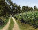 Landschaft, Malerei