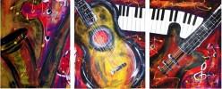 Rot, Leben, Wunschkonzert, Instrument