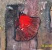 Struktur, Marmormehl, Informel, Acrylmalerei