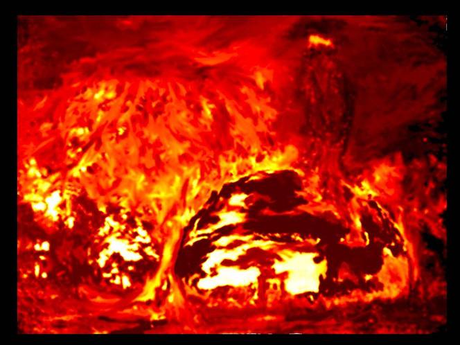 Ausweglosigkeit, Auferstehung, Verderbnis, Erneuerung, Hölle, Reinkarnation