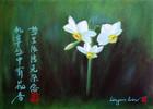 Malerei, Stillleben, Blumen