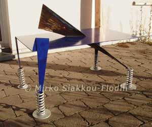 Möbel, Treppe, Garderobenhalter, Werbegeschenk, Grabstein, Design