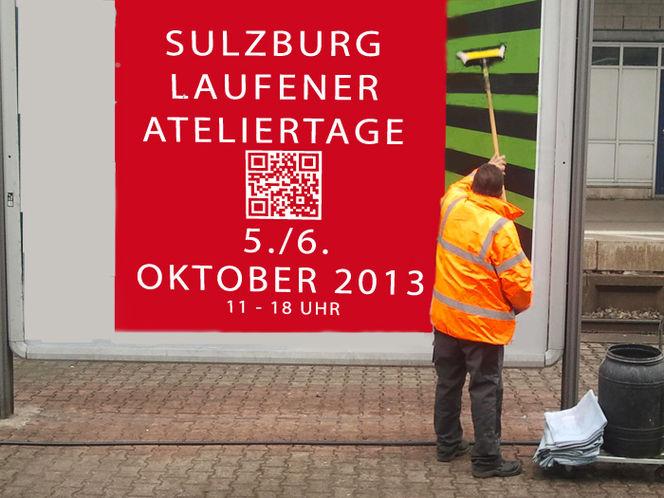 Freiburg, Oktober, Basel, 2013, Sulzburg, Ateliertage