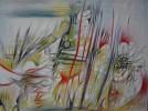 Bewegung, Abstrakt, Malerei