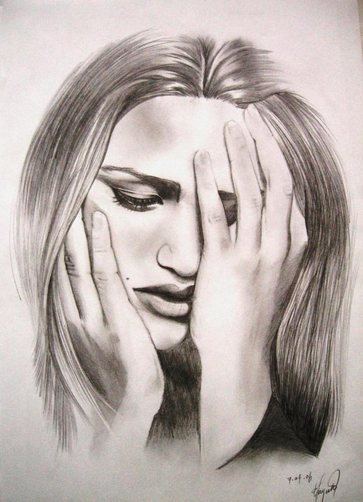 Trauriges Bild Gezeichnet 4629357 41 Why Do I Feel So Sad