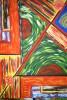 Gouachemalerei, Abstrakt, Malerei