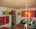 Raum, Zimmer, Entspannung, Pinnwand
