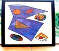 Farben, Pinsel, Malerei, Gruppe