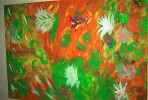 Malerei, Gouachemalerei