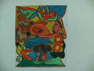 Ölmalerei, Malerei, Profil, Alien