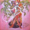 Expressionismus, Hula hoop, Flirt, Tanz