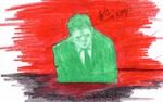 Grün, Polychromos, Rot schwarz, Zeichnungen