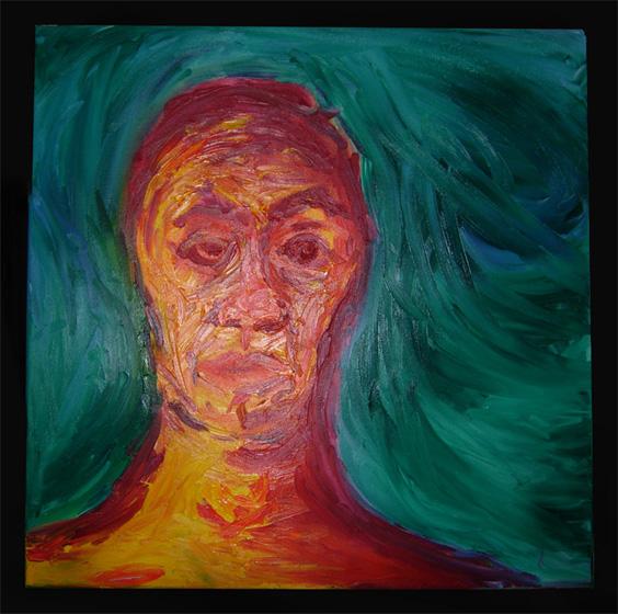 Ölmalerei, Malerei, Surreal