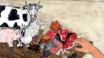 Vegetarismus, Menschen, Ernährung, Tiere