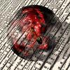 Gefangen, Ameise, Digitale kunst, Abstrakt