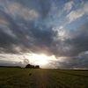 Wolken, Sonnenuntergang, Himmel, Brandenburg