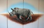 Rhino - nashornafrika rhino