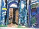 Aquarellmalerei, Malerei, Griechenland