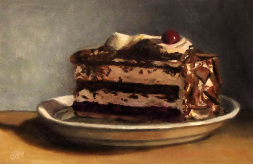 Realismus, Kaffee, Obst, Küche, Keks, Kuchen