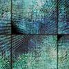Fotografie, Mauer, Blau, Geometrie