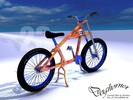 Cruiser, Design, Bike, Studie