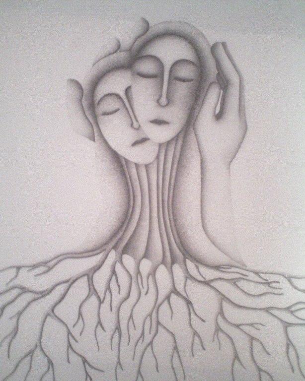 Bleistiftzeichnung Liebe Zeichnung 112 Bilder Und Ideen Zeichnen