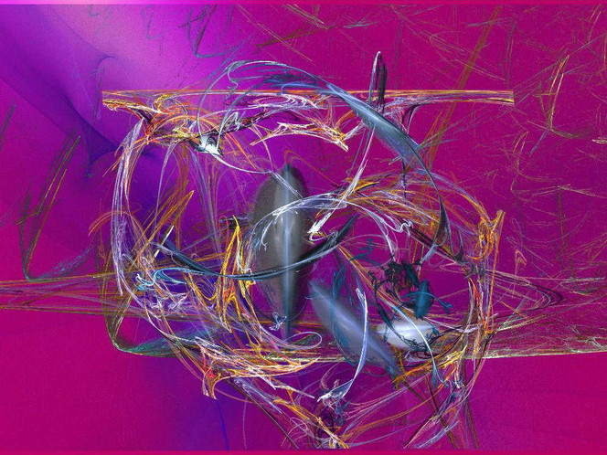 Digital, Abstrakt, Digitale kunst,