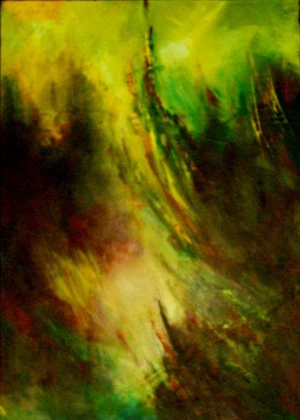 Alter, Schwerelosigkeit, Dunkel, Zeit, Malerei, Abstrakt