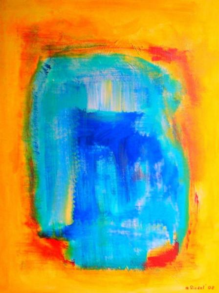 Abstrakt, Malerei, Summertime