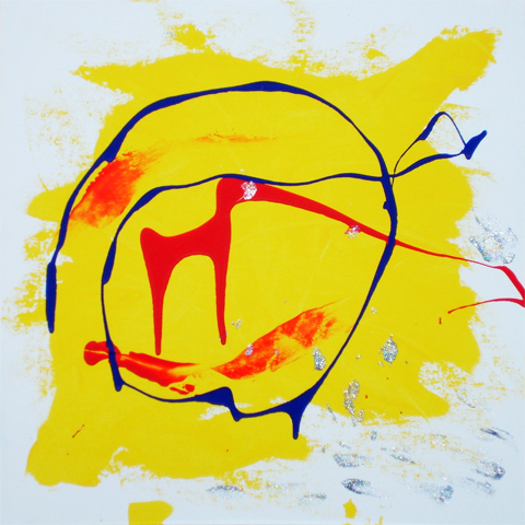 Mirostyle, Abstrakt, Minimalistisch, Acrylmalerei, Farben, Malerei