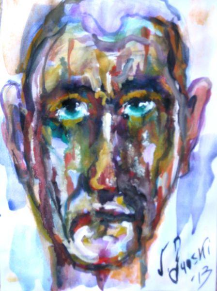 Malerei, Gedanken, Sehen