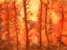 Wald, Malerei, Zauberwald