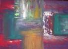 Malerei, Abstrakt, Provence