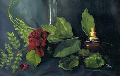 Stillleben, Ölmalerei, Malerei, Poesie,