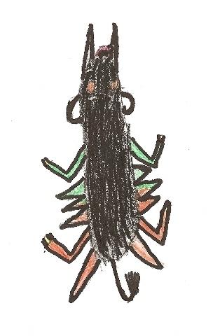 bild kleine monster zeichnung zeichnungen von jonas