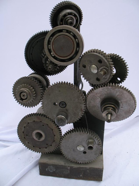 Bewegung, Kugellager, Maschine, Mechanik, Zahnrad, Plastik
