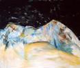 Akt, Malerei, Ölmalerei, Abstrakt