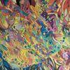 Abstrakt, Aquarell