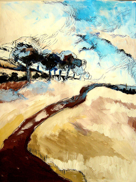 Malerei, Herbst