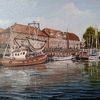 Wasser wangerland, Hafen, Nordsee, Hooksiel