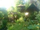 Leinen, Natur, Garten, Ölmalerei