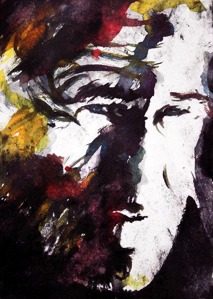 Portrait, Gesicht, Mann, Blick, Menschen, Ausdruck