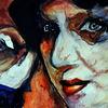 Ausdruck, Menschen, Farben, Blick