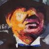 Mann, Gesicht, Menschen, Hut