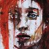 Gesicht, Portrait, Menschen, Frau