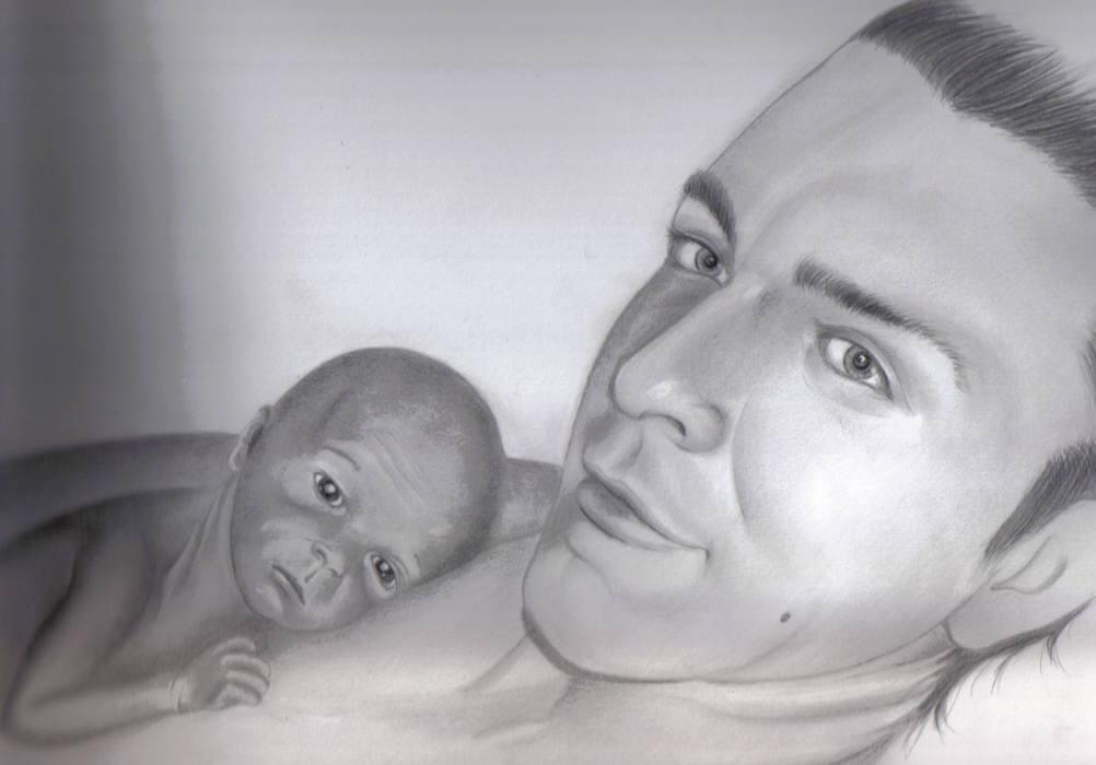 Vater und sohn daniel